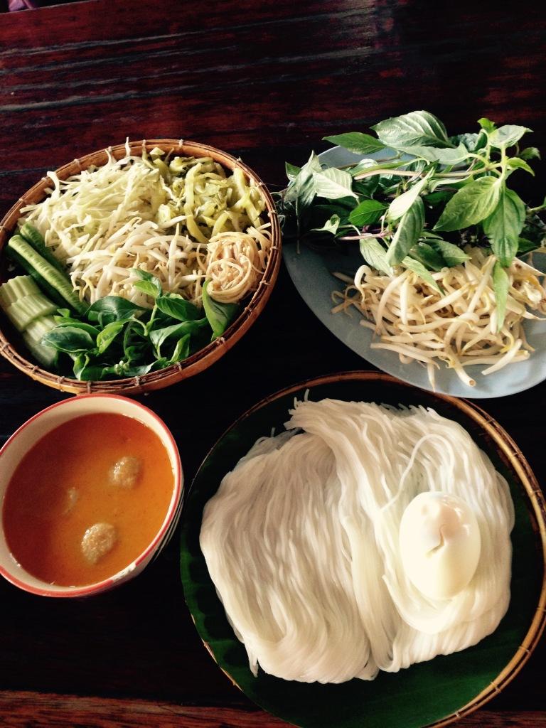Fresh, healthy, simple food