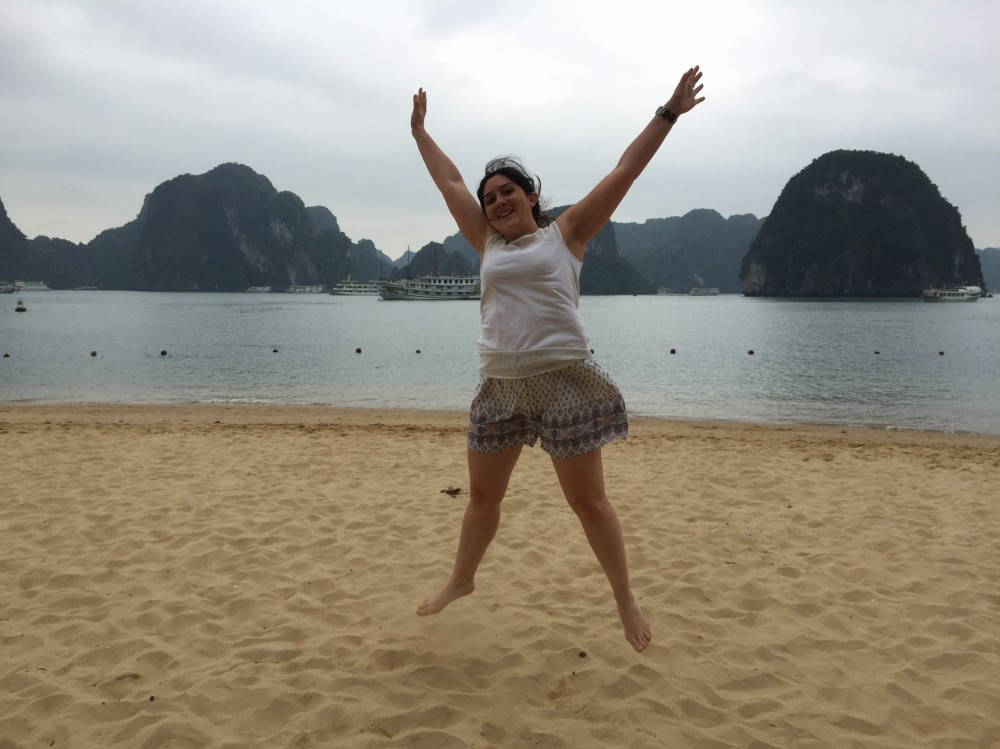 Ticking Halong Bay off my bucket list