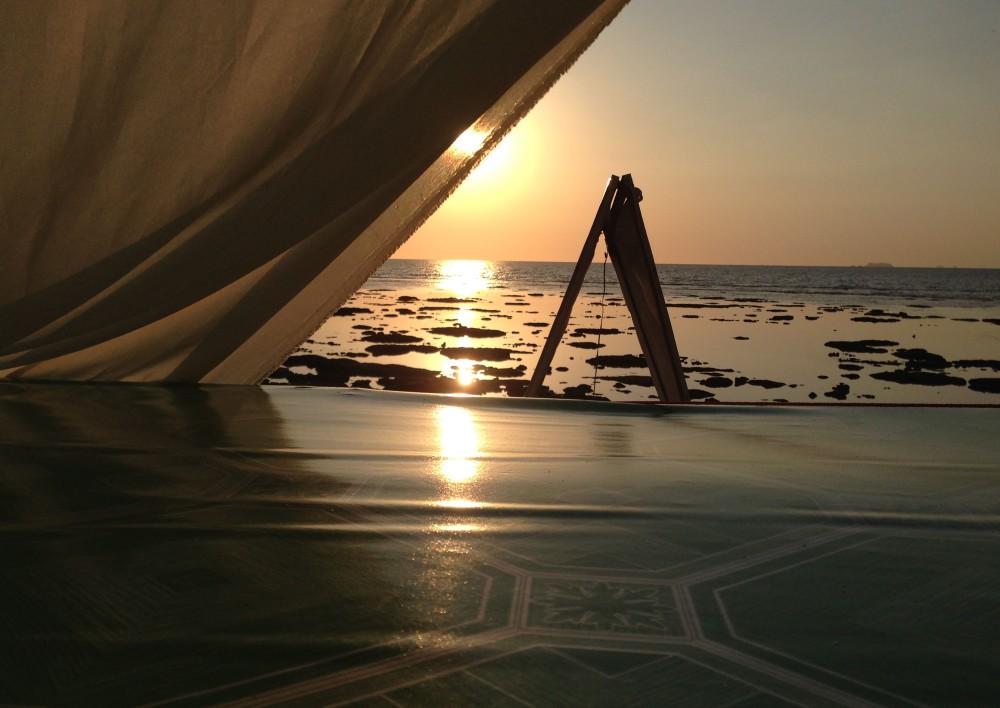 sunset massage