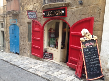 Legligin, Valletta