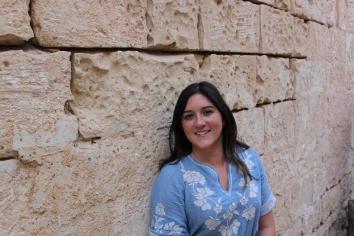 I loved the walls in Medina!